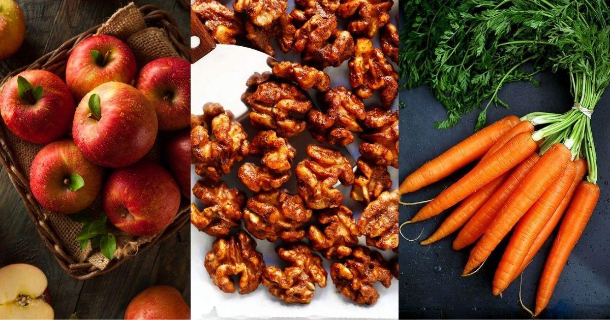 Τρόφιμα με αντικαρκινικές ιδιότητες