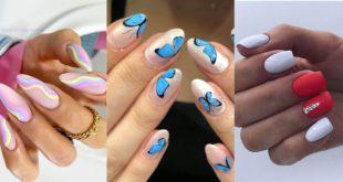 Καλοκαιρινά manicure