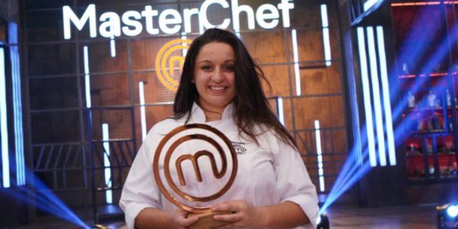Η Μαργαρίτα Νικολαΐδη είναι η πρώτη Ελληνίδα Master Chef