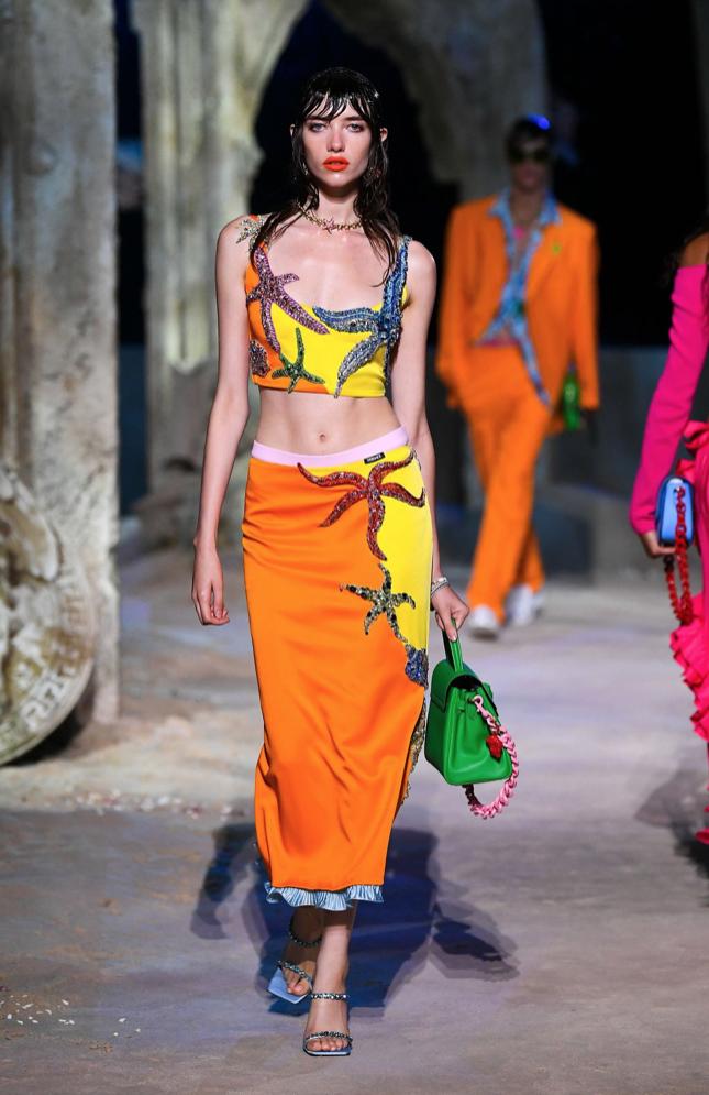 Ο κόσμος της μόδας φέτος το καλοκαίρι μας ταξιδεύει στον βυθό της θάλασσας - BORO από την ΑΝΝΑ ΔΡΟΥΖΑ