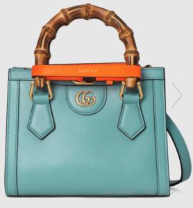 Gucci Diana : Η αγαπημένη τσάντα της Πριγκίπισσας Νταϊάνα επανακυκλοφόρησε - BORO από την ΑΝΝΑ ΔΡΟΥΖΑ