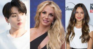 Αυτοί είναι οι 3 πιο διάσημοι celebrities για το 2021