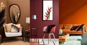 Φθινοπωρινά χρώματα για να βάψεις τους τοίχους του σπιτιού σου