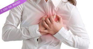 Πόνος στη καρδιά
