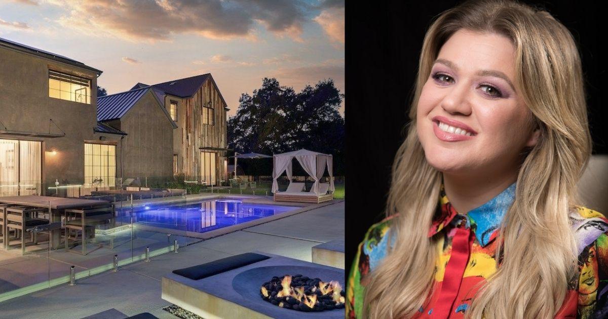 βίλα της Kelly Clarkson