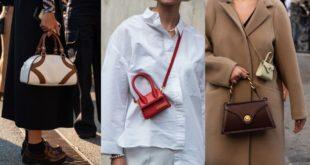 Μιλάνο Fashion Show τσάντες
