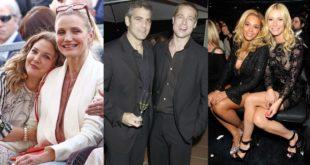 φιλίες μεταξύ των celebrities