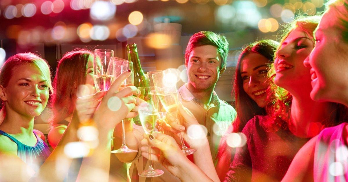 πάρτι και ποτά