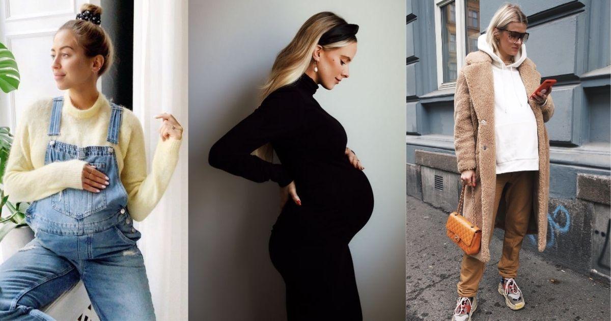 εγκυμοσύνη και άνετα ρούχα