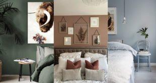 χρώματα να βάψεις το υπνοδωμάτιο σου